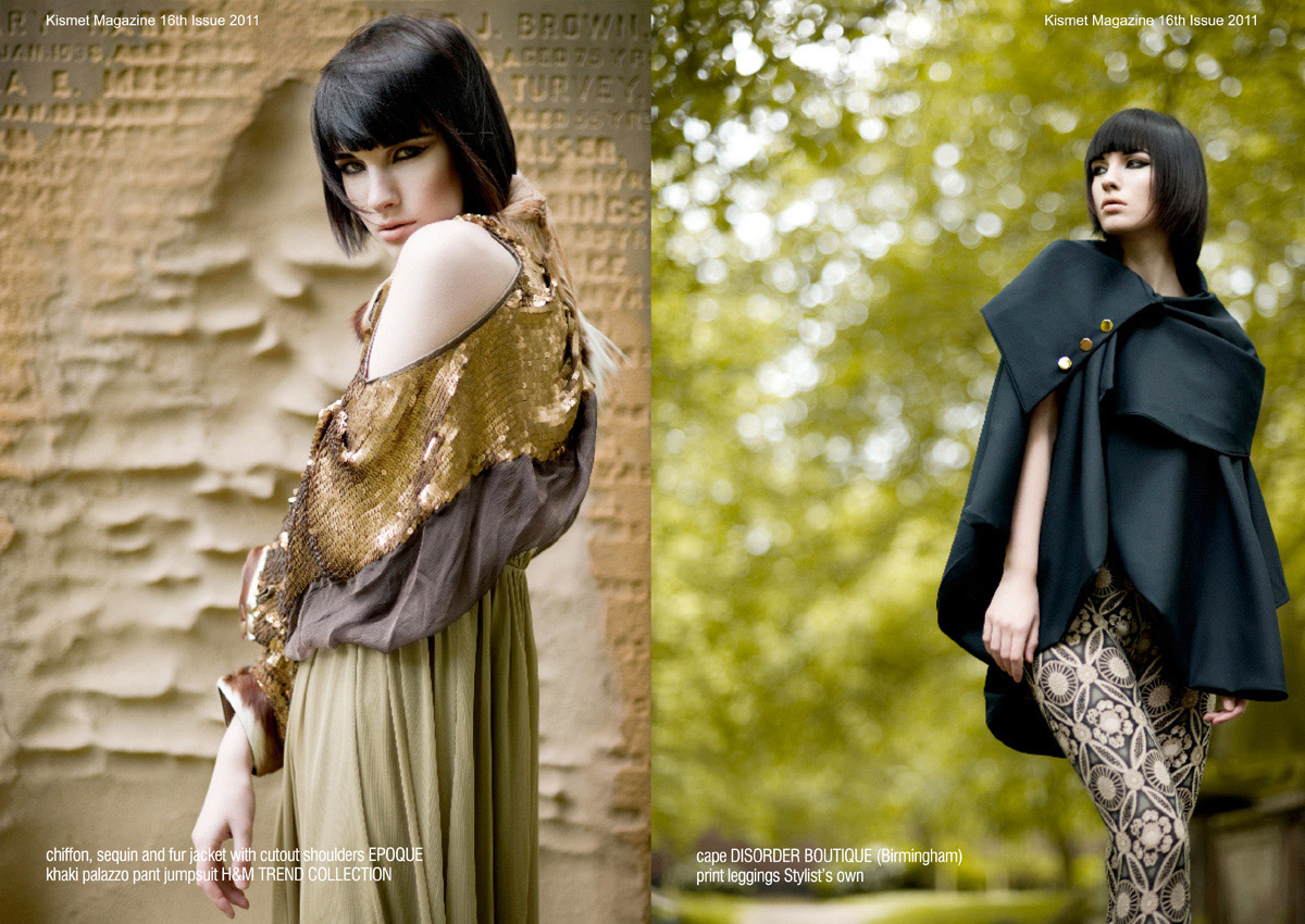 how to become a fashion photographer for a magazine