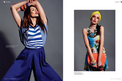 publised editorial fashion photography